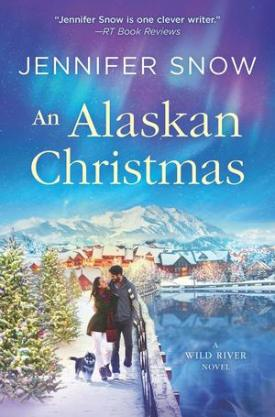 #BookReview An Alaskan Christmas by Jennifer Snow @JenniferSnow18 @HarlequinBooks