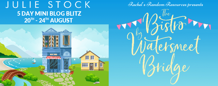 #BookReview #BlogTour #Giveaway The Bistro by Watersmeet Bridge by Julie Stock @wood_beez48 @rararesources