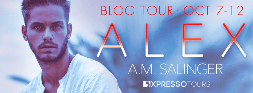 #BlogTour #BookReview #Giveaway Alex by A.M Salinger @XpressoReads