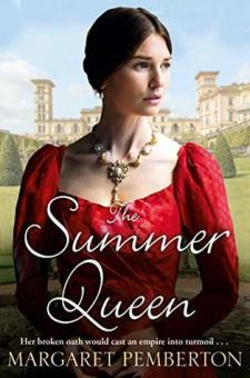 #BookReview The Summer Queen by Margaret Pemberton @PGCBooks @panmacmillan