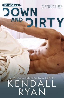 #BlogTour #BookReview Down and Dirty (Hot Jocks #5) by Kendall Ryan @KendallRyan1 #hotjocks