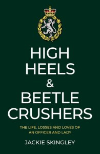 #BlogTour #PromoPost #Giveaway High Heels & Beetle Crushers by Jackie Skingley @skingleyj @rararesources