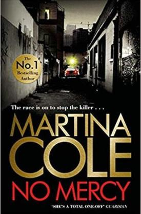 #BookReview No Mercy by Martina Cole @MartinaCole @headlinepg @HBGCanada