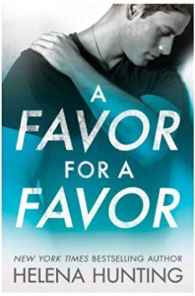 #BookReview A Favour for a Favor (All In #2) by Helena Hunting @helenahunting @AmazonPub @ThomasAllenLTD