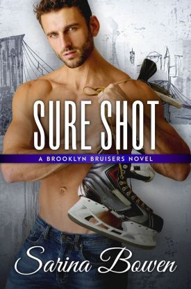 #BookReview Sure Shot (Brooklyn #4) by Sarina Bowen @SarinaBowen #SureShot #BrooklynSeries