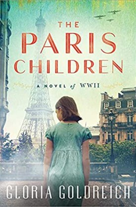 #BookReview The Paris Children by Gloria Goldreich @Sourcebooks #TheParisChildren #GloriaGoldreich