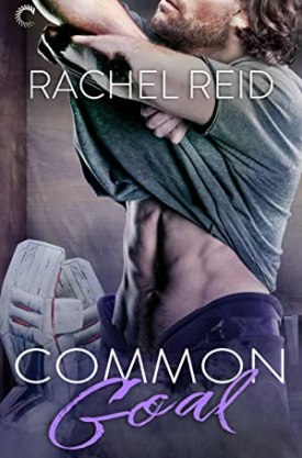 #BookReview Common Goal by Rachel Reid @akaRachelReid @CarinaPress @HarlequinBooks #CommonGoal #GameChangers #HarlequinPublicityTeam #CarinaPress