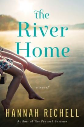 #BookReview The River Home by Hannah Richell @hannahrichell @HarperPerennial #The RiverHome #HarperPerennial #HannahRichell #OliveInfluencer
