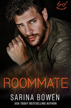 #BookReview #Audiobook Roommate by Sarina Bowen @SarinaBowen #Roommate #SarinaBowen