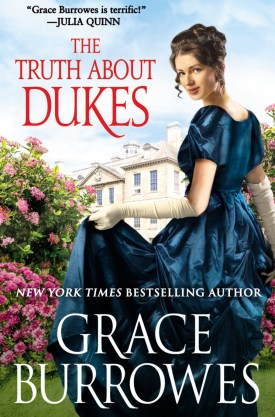 #BookReview The Truth About Dukes (Rogues to Riches #5) by Grace Burrowes @GraceBurrowes @readforeverpub @grandcentralpub #ReadForever #Forever20 #GraceBurrowes #RoguestoRiches
