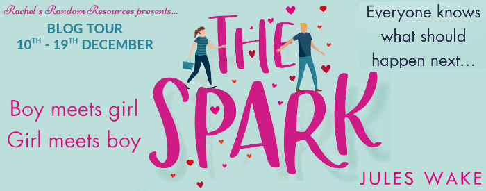 #BookReview #BlogTour The Spark by Jules Wake @Juleswake @0neMoreChapter_ @rararesources #TheSpark #JulesWake