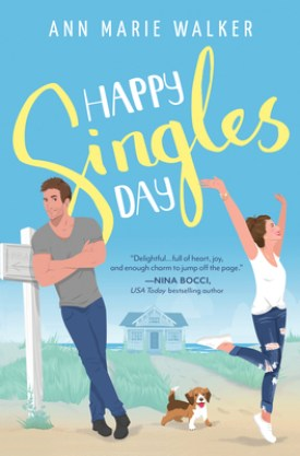 #BookReview Happy Singles Day by Ann Marie Walker @AnnMarie_Walker @SourcebooksCasa #HappySinglesDay #AnnMarieWalker #SourcebooksCasa
