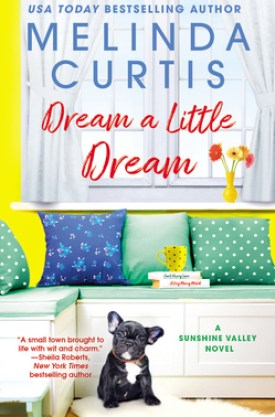 #BookReview Dream a Little Dream @readforeverpub @grandcentralpub #ReadForever #Forever2021 #MelindaCurtis #SunshineValleySeries #DreamaLittleDream