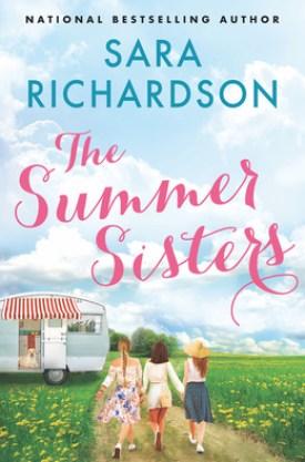 #BookReview The Summer Sisters by Sara Richardson @SaraR_Books @ReadForeverPub @GrandCentralPub #ReadForever #Forever2021 #SaraRichardson #TheSummerSisters #JuniperSprings