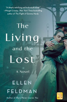 #BookReview The Living and the Lost by Ellen Feldman @StMartinsPress #TheLivingAndTheLost #EllenFeldman #SMPInfluencers
