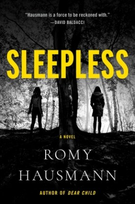#BookReview Sleepless by Romy Hausmann @Flatironbooks #Sleepless #RomyHausmann