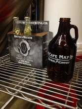 """One of the popular beer options, Devil's Reach is described as """"gliding like a shark through water and swallowing you whole."""""""