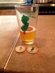 The brewery offers you tokens to exchange for up to four different 4 oz. tastings.
