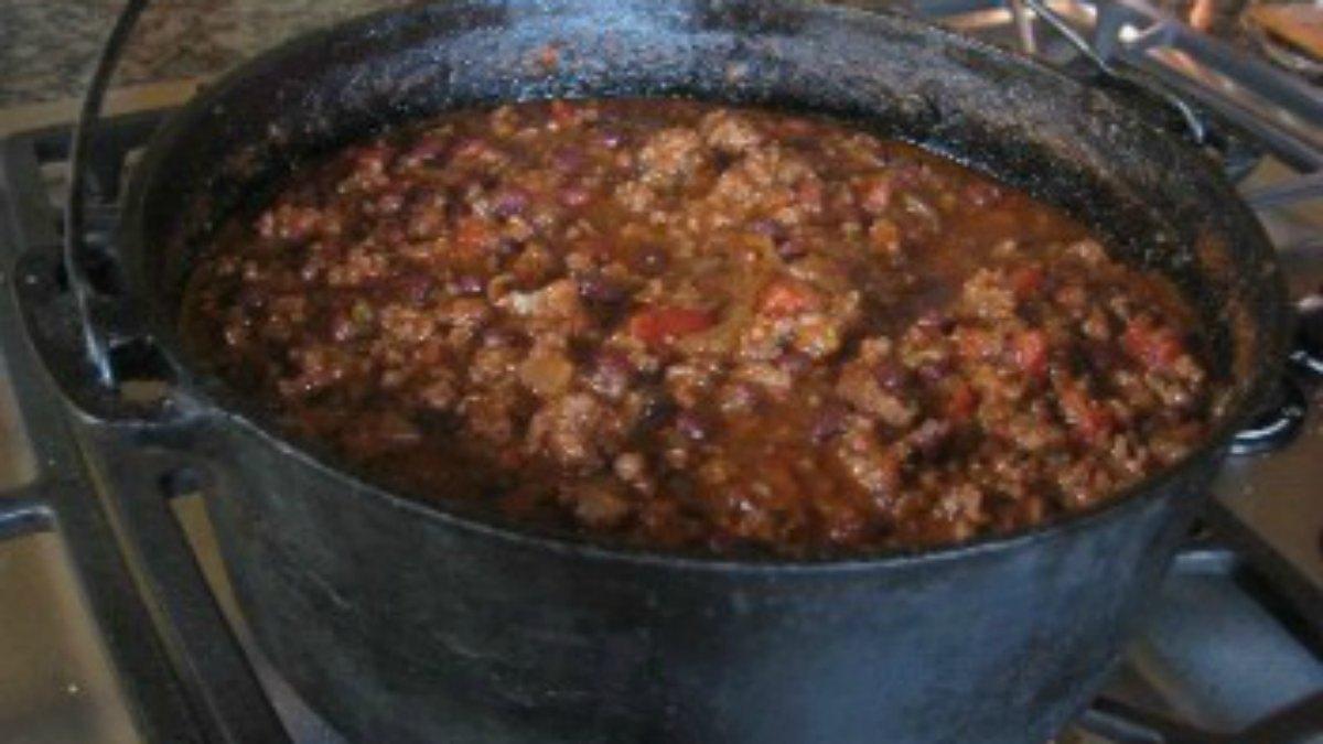 Contest Winning Chili Con Carne  Best Chili Con Carne Recipe