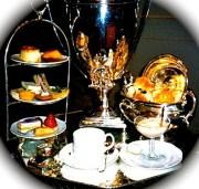 afternoon tea food service styles