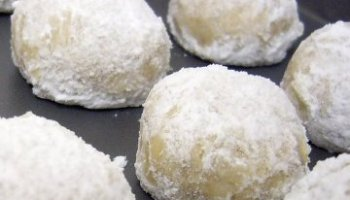 Honey Butterball Cookies Recipe Whats Cooking America