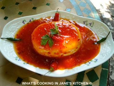South African Cream Cheese And Sweet Chili Sauce