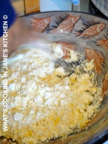 Kia Voula's Kourkoto : Cheese Pie