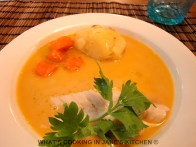 Greek Fish Soup