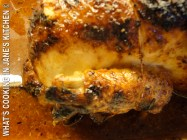 Morrocan Barbecued Chicken