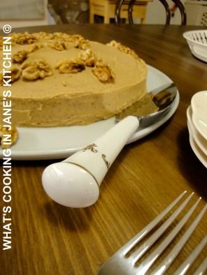 Coffee Walnut Cake ©