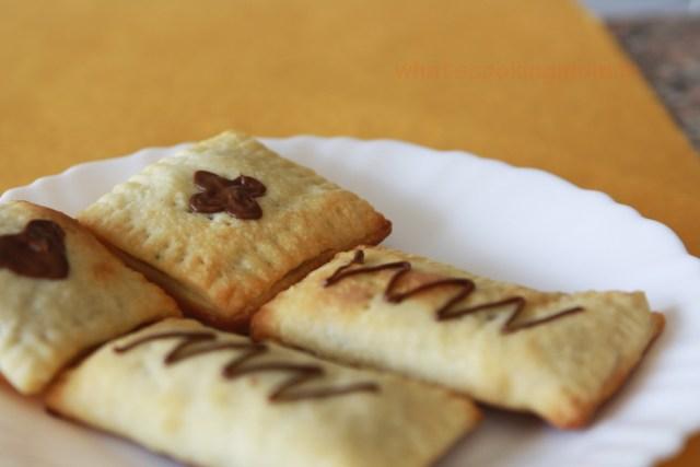 Nutella Pop Tarts Recipe