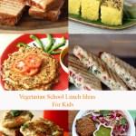 School lunch box ideas | tiffin ideas for kids