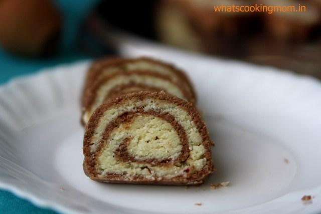 choco mawa rolls 3