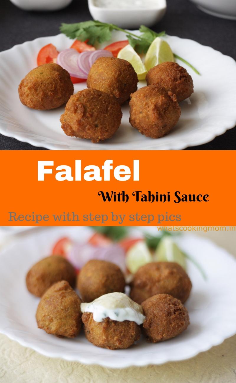 Falafel - #Snack #healthy #vegetarian