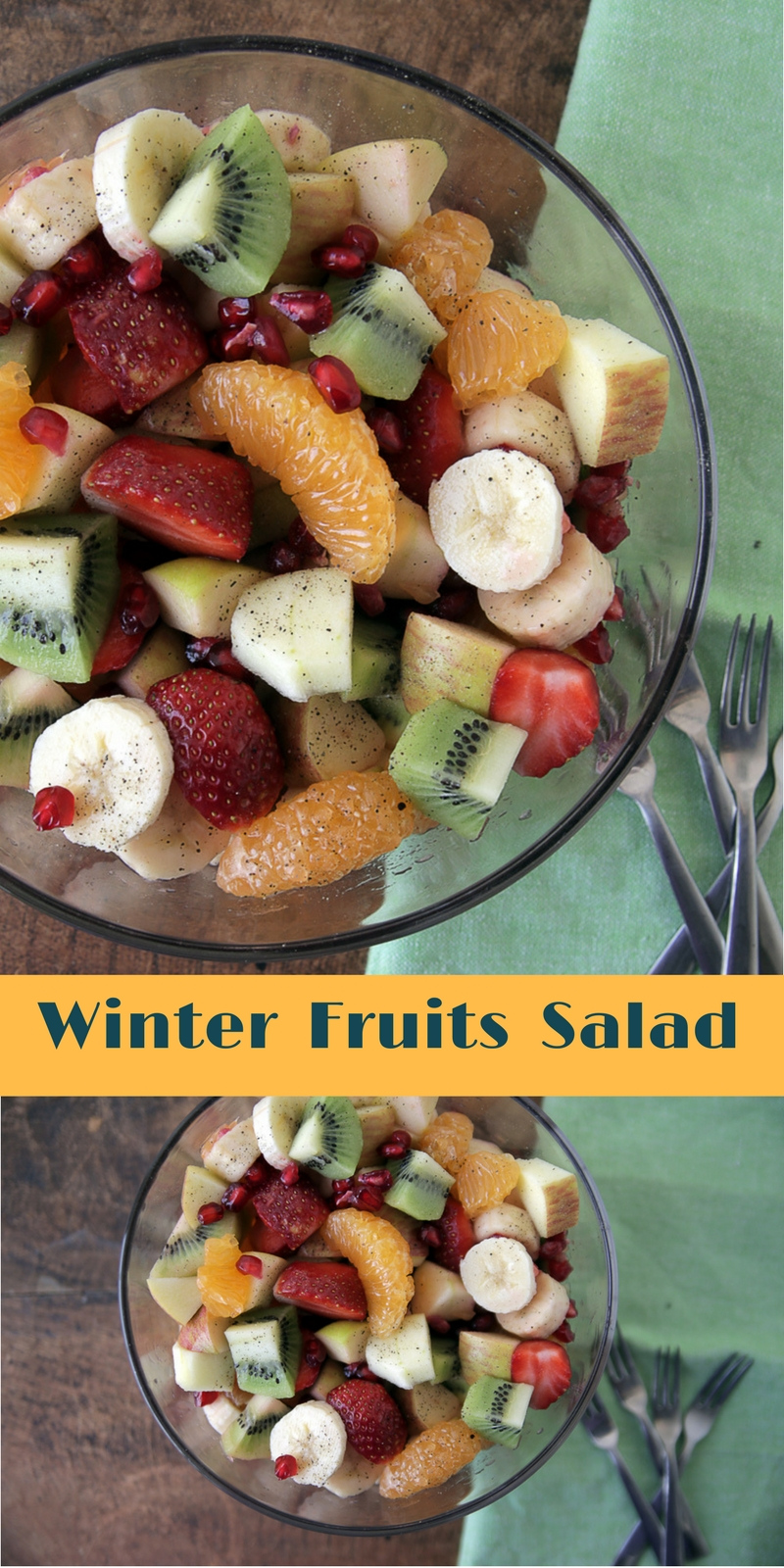 Winter Fruits Salad - Fruit Chaat. sweet and tangy, #healthysnacking, #yummy , #kidsfavouritesancks, #Fruits, #nutritious