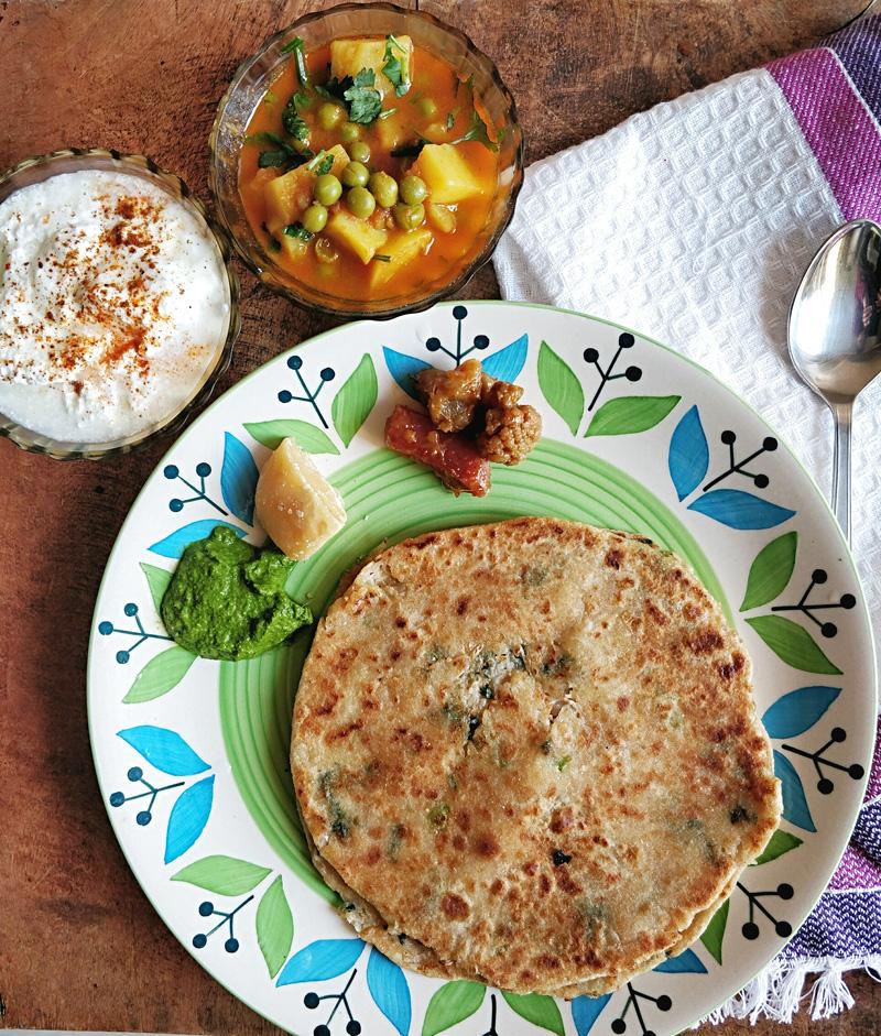 10 popular Indian Breakfasts
