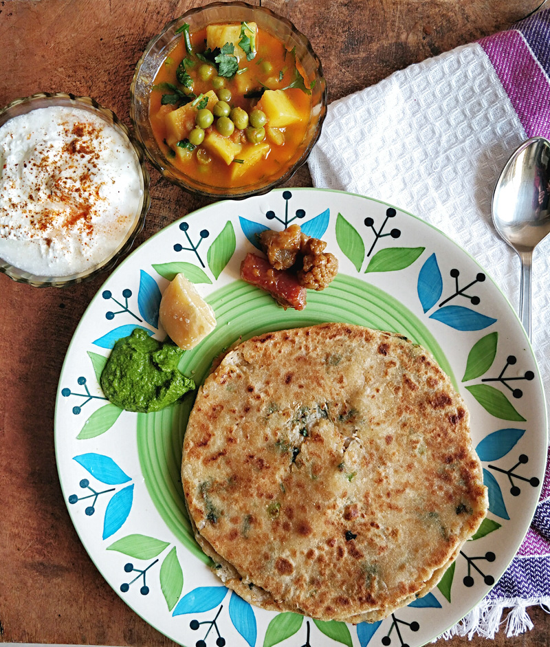 10 popular Indian Breakfasts