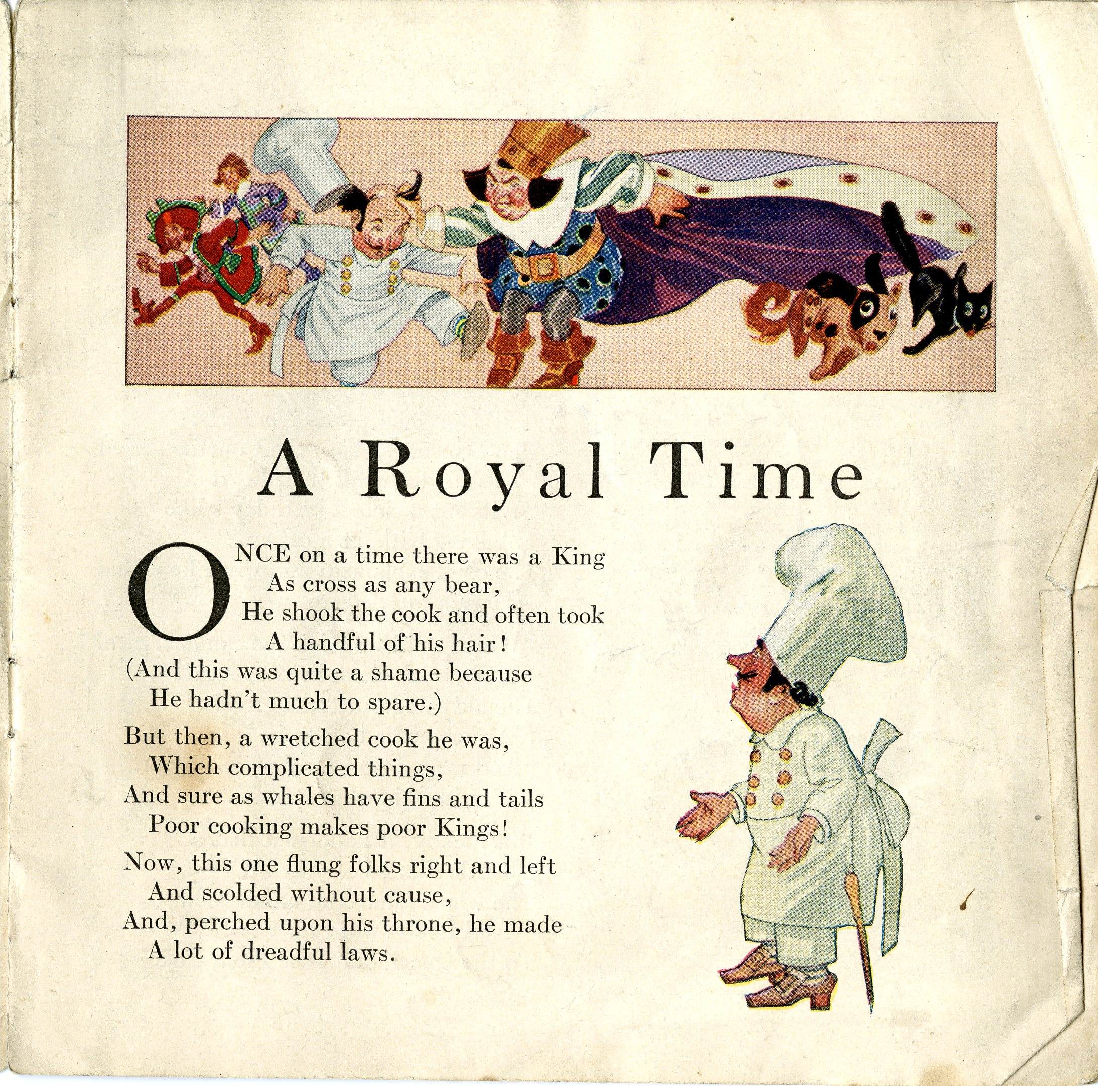 Children S Rhymes And Baking Powder Revisited A
