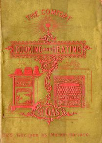 The Comfort of Cooking and Heating by Gas, 1898