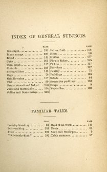 The Cottage Kitchen: A Collection of Practical and Inexpensive Receipts, 1883