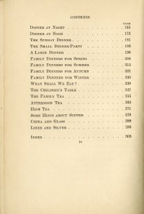 What to Eat, How to Serve It, 1891