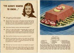 Ad and sample recipe