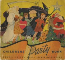 Childrens' Party Book, 1935