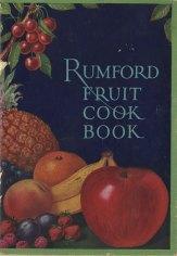 Rumford fruit recipes, c.1927