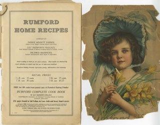 Rumford home recipes, c.1913