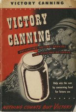 Victory canning: preserving, drying, smoking and pickling of fresh foods for future use, 1942