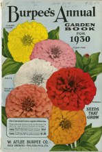 Burpee's annual garden book for ..., 1930