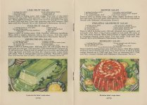 under-the-sea and richelieu gelatin salads and recipes