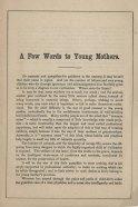 Page 3, Healthful Hints to Young Mothers: Also to Invalids and the Aged...,1884
