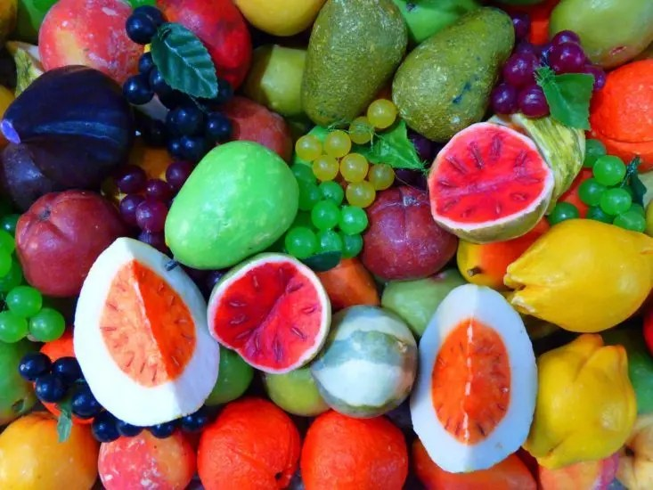 Beneficial Foods For Men's Health And Longevity: colourful fruits